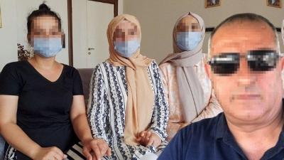 Kızlarını istismar ettiği iddia edilen babaya tahliye!