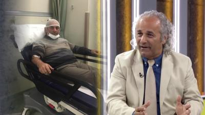 KRT TV programcısı Osman Güdü saldırıya uğradı