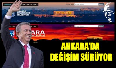 Mansur Yavaş ile Ankara'da değişim rüzgarı hızlanarak sürüyor!