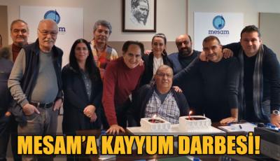 MESAM'a 'KAYYUM' darbesi!