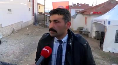 Muhtar yaşananları anlattı:Şehit köyümüzün, olay köyümüzün değil