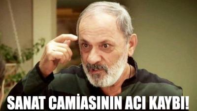 Oyuncu Metin Çekmez hayatını kaybetti