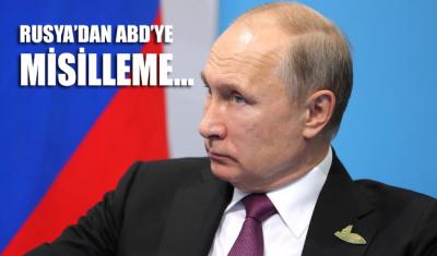 Putin'den füze misillemesi: Biz de çekiliyoruz
