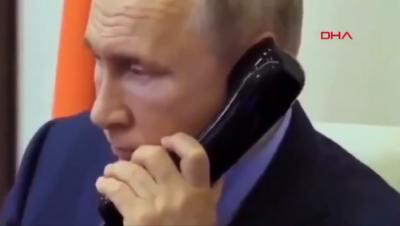 Rus lider Putin, telefonu Ermenistan Başbakanı'nın yüzüne kapattı