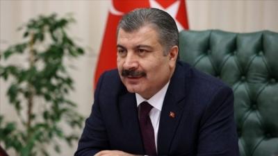 Sağlık Bakanı Fahrettin Koca'dan Ekrem İmamoğlu açıklaması
