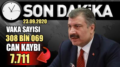 Sağlık Bakanlığı Türkiye'deki güncel corona verilerini duyurdu