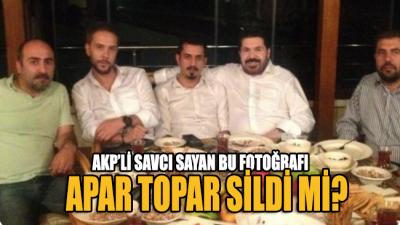 Savcı Sayan'ın öyle bir fotoğrafı ortaya çıktı ki...