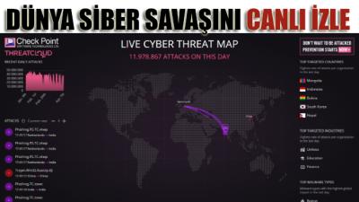 SİBER SAVAŞ: Ülkeler siber ordu kurmak için milyon dolarlar harcıyor