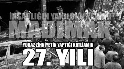 Sivas Katliamı'nın 27. yılı