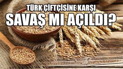 SKANDAL... Türk çiftçisinden 1850 liraya alınan buğday, Meksika'dan 2 bin 350 liraya ithal edilmiş!