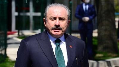 TBMM Başkanı Mustafa Şentop'tan Enis Berberoğlu açıklaması
