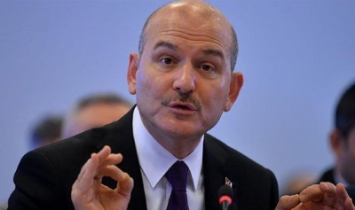 TRT, telif gerekçesiyle İçişleri Bakanı Süleyman Soylu'nun eski demeçlerini siliyor