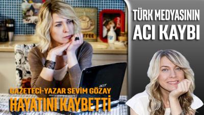 Türk medyasının acı kaybı: Gazeteci - Yazar Sevim Gözay hayatını kaybetti
