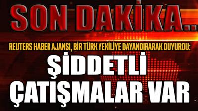 Türk yetkili duyurdu: Şam güçleri saldırıyor