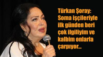Türkan Şoray: Gençlerin, özellikle geçim derdinde olan insanların derdi beni çok mutsuz ediyor