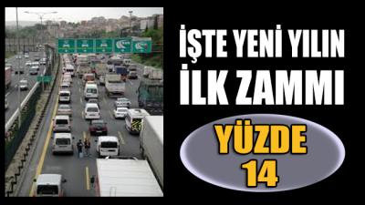 Türkiye 2020'ye gözünü zam ile açtı