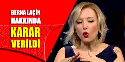 Hapsi isteniyordu! Ünlü oyuncu Berna Laçin 'Medine tweeti'nden beraat etti