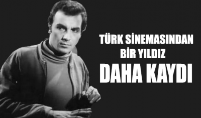 Ünlü sinema sanatçısı Süleyman Turan, hayatını kaybetti