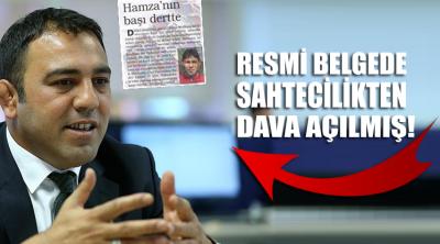 Vakıfbank Yönetim Kurulu'na atanan Hamza Yerlikaya'ya resmi belgede sahtecilikten dava açılmış!
