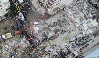 Valilik, Kartal'da çöken binada hayatını kaybedenlerin ve yaralıların isim listesini açıkladı.