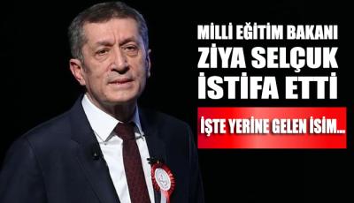 Ziya Selçuk istifa etti, yeni Milli Eğitim Bakanı Mahmut Özer oldu